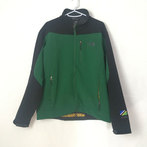 North Face Kilimanjaro Jacket Apex Medium
